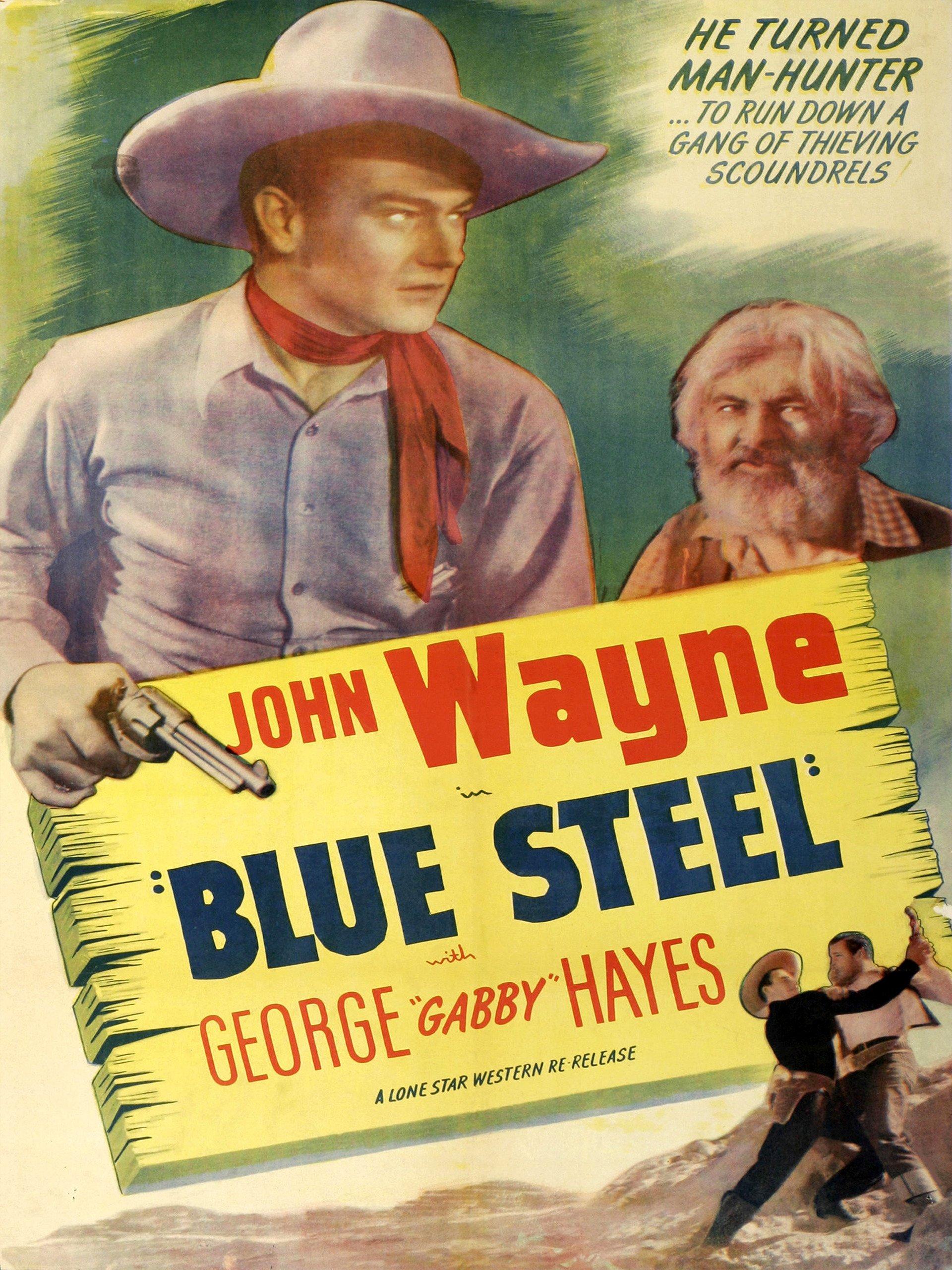 Blue Steel on Amazon Prime Video UK