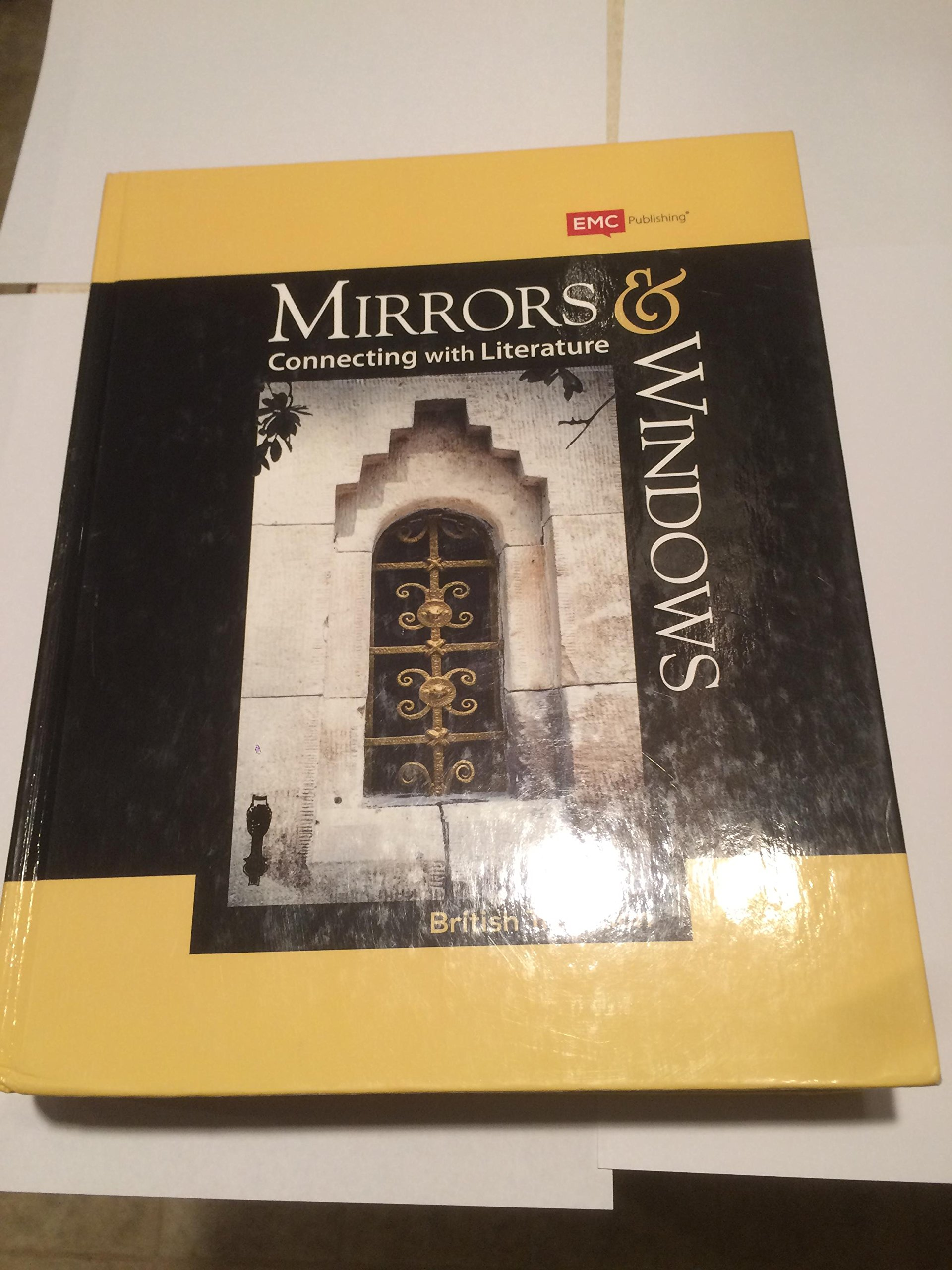 Mirrors & Windows: Connecting with Literature (Grade 12 / Level 7) Student Edition Textbook3 pdf