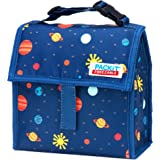 Packit Solar System Mini Cooler - Freezable snack bag keeps cold for 10 hours