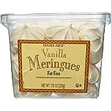 Trader Joe's Vanilla Meringues - Fat Free - 7.76oz (210g) - 2 PACK