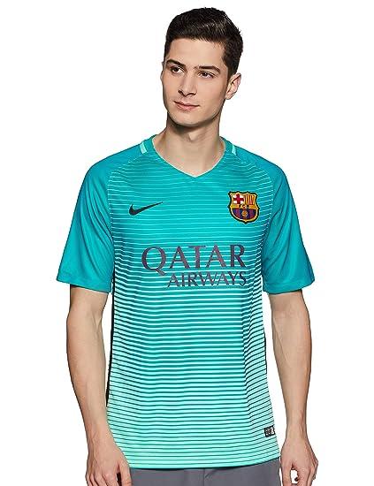 official photos 23207 092de 2016-2017 Barcelona Third Nike Football Shirt, Jerseys ...