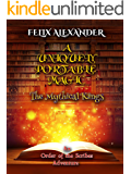 A Uniquely Portable Magic: An Upper Middle Grade adventure about the magic found in books. (Order of the Scribes Book 1)