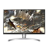 Deals on LG 27UL650-W 27 Inch 4K UHD LED Monitor