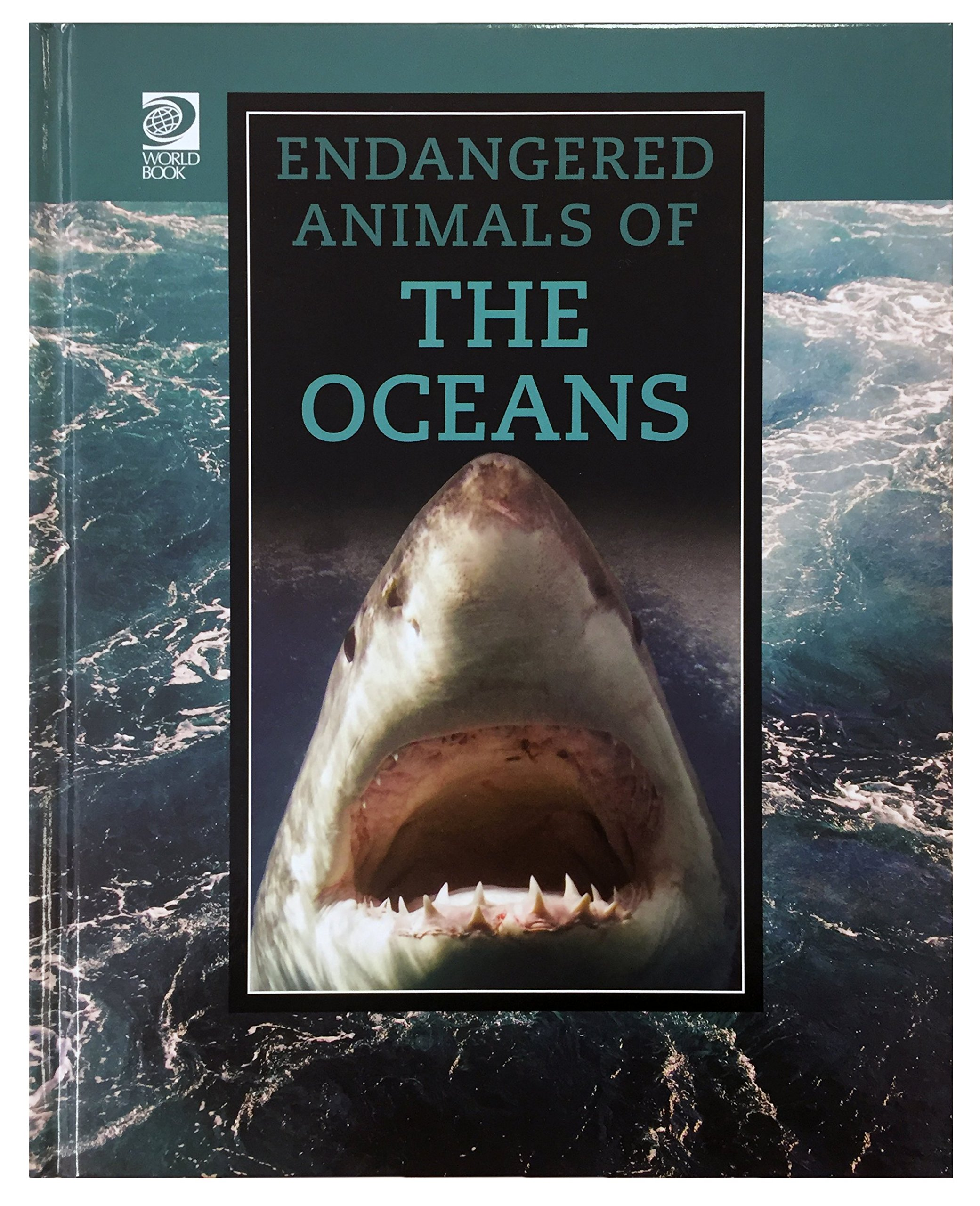 Download Endangered Animals of the Oceans pdf epub