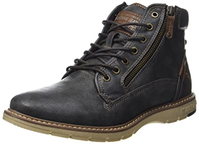 Mens 4105-606 Classic Boots, Blue (Navy) Mustang