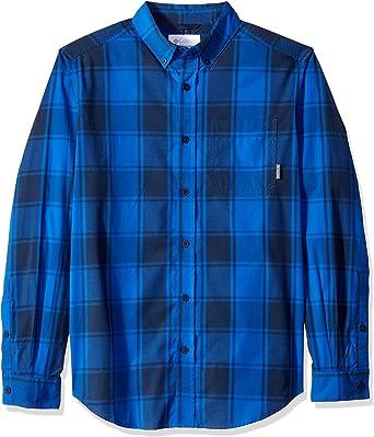 Columbia Mens Rapid Rivers Ii Long Sleeve Shirt