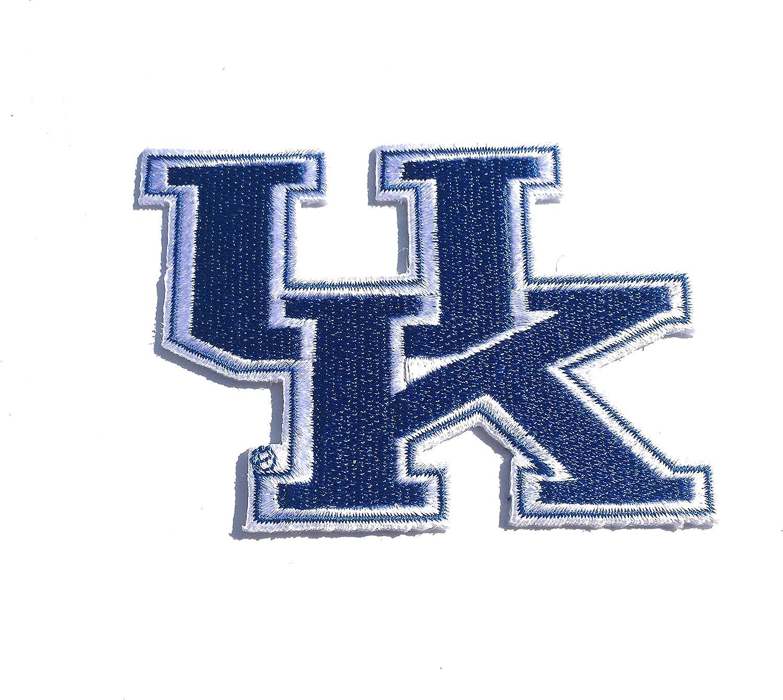 NCAA Kentucky Wildcats Mens Team Big Logo Slippers