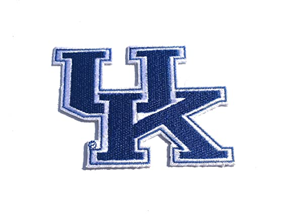 Amazon kentucky wildcats uk embroidered iron on patch smaller