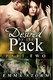Desired By The Pack Part Two A Bbw Paranormal Romance Peace River Guardians