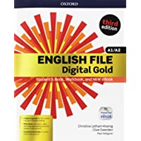English file Digital gold.A1-A2.Premium.student's book wb with key with ebk with oosp