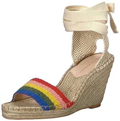 00f0da6cb94 Amazon.com: Loeffler Randall Women's Miranda (Artisan StripeWebbing ...