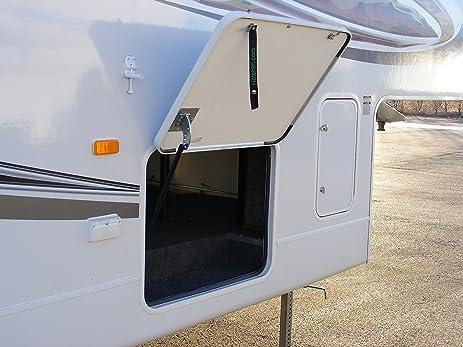 Hatchlift RV Door Lift Kit for doors from 21\u0026quot; - 27\u0026quot; ... & Amazon.com: Hatchlift RV Door Lift Kit for doors from 21\