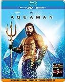 Aquaman (Steelbook) (Blu-ray 3D & Blu-ray) (2-Disc)