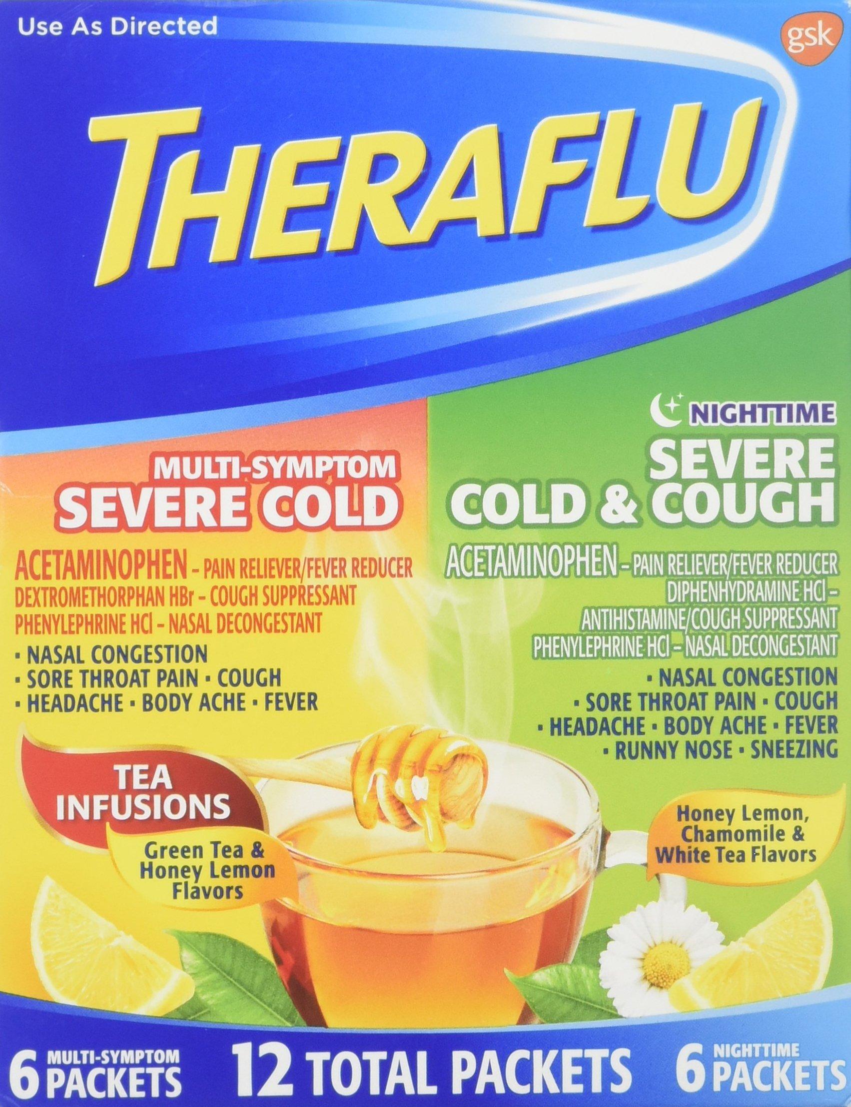 Medicine for a sore throat: Dekatilen&#39