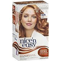 Clairol Nice'n Easy Permanant Hair Colour, 8wr Golden Auburn, 1 Count