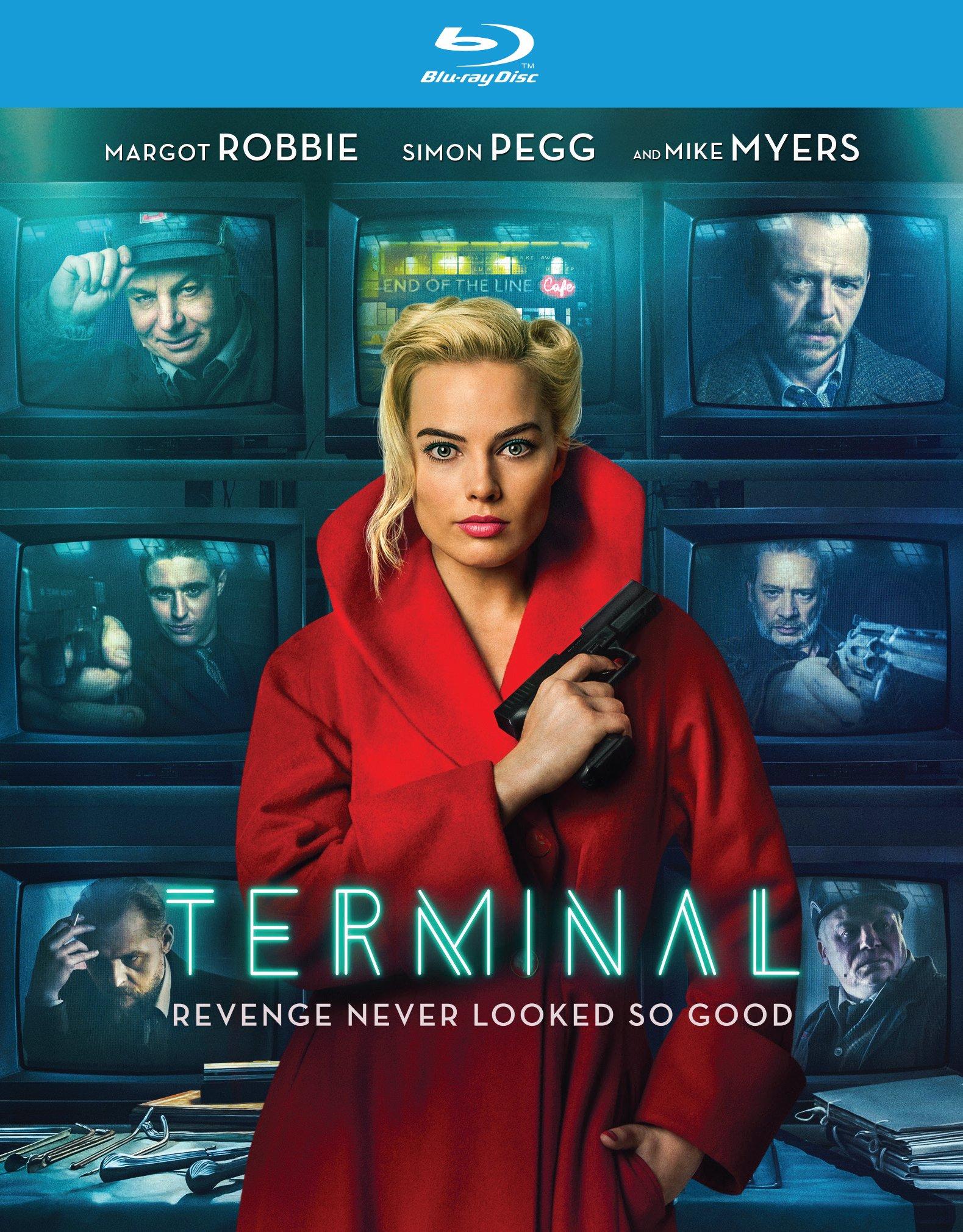 Blu-ray : Terminal (Blu-ray)