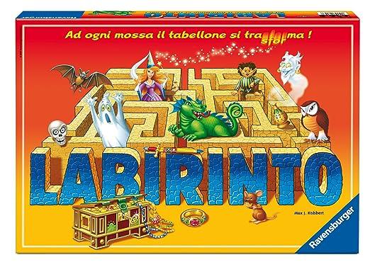 261 opinioni per Ravensburger 26447 Labirinto Magico, Gioco in Scatola