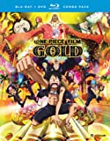One Piece Film: Gold [Blu-ray + DVD]