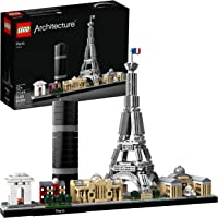 649-Pieces LEGO Architecture Skyline Collection 21044 Paris Building Kit