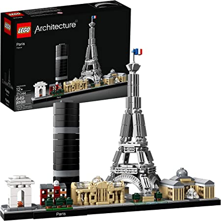 LEGO Paris Skyline Building Kit