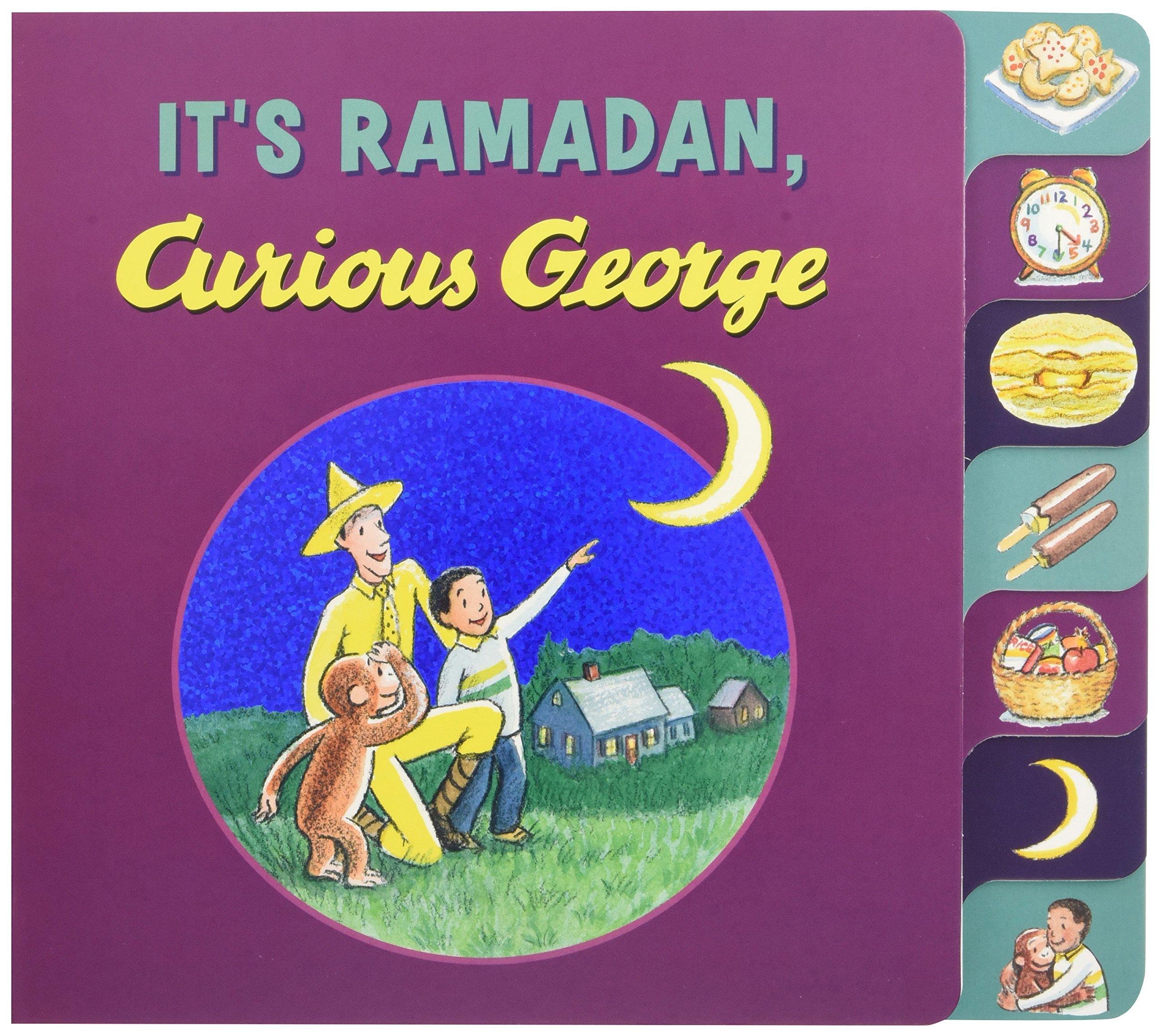 Its Ramadan Curious George Rey product image