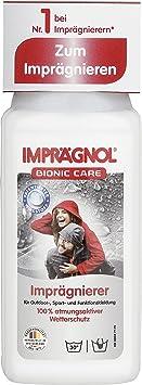 IMPRÄGNOL Bionic Care Imprägnierer 250ml: Sauberkeit und Wäscheschutz für jede Wetterlage - idealer Kleidungsschutz für Outdo