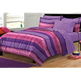 My Room Tie Dye Ultra Soft Microfiber Comforter Sheet Set, Multi-Colored, Twin/Twin X-Large