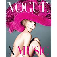 Vogue x Music book cover