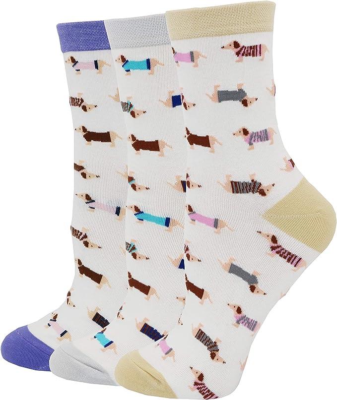 Dachshund socks Dog socks Unisex socks.Sausage Dog Socks.Australian made socks