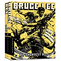 The Criterion Collection: Bruce Lee: His Greatest Hits Blu-ray Deals