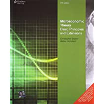 Microeconomic theory book only 9780324585070 economics books microeconomic theory basic principles and extensions fandeluxe Image collections