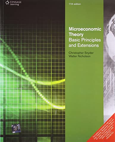 Microeconomic theory book only 9780324585070 economics books customers who viewed this item also viewed fandeluxe Images