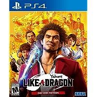 Yakuza: Like a Dragon - Day One Edition - PlayStation 4