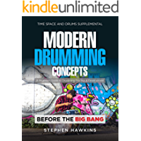Modern Drumming Concepts: A Beginners Guide to Drumming Practice & Development (Time Space and Drums) book cover