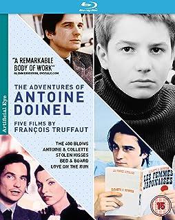 0b25c8808a75 The François Truffaut Collection [Blu-ray]: Amazon.co.uk: François ...