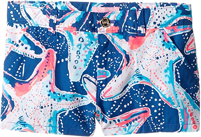 b20e04a7d85721 Image Unavailable. Image not available for. Colour: Lilly Pulitzer Kids  Baby Girl's Mini Callahan Shorts (Toddler/Little ...