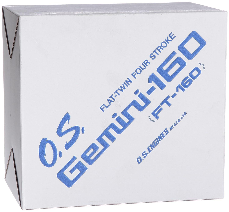FT-160 FT-160 FT-160 Gemini-160 (Flugzeug-Motor) 36108 (Japan Import / Das Paket und das Handbuch werden in Japanisch) 74ea72