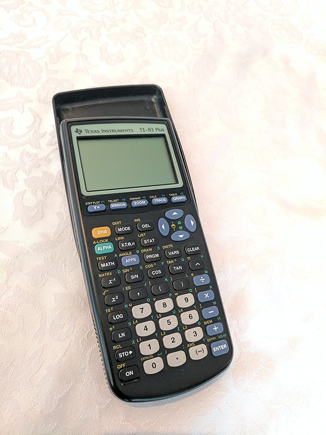 Texas Instruments TI-83 Plus Graphing Calculator G