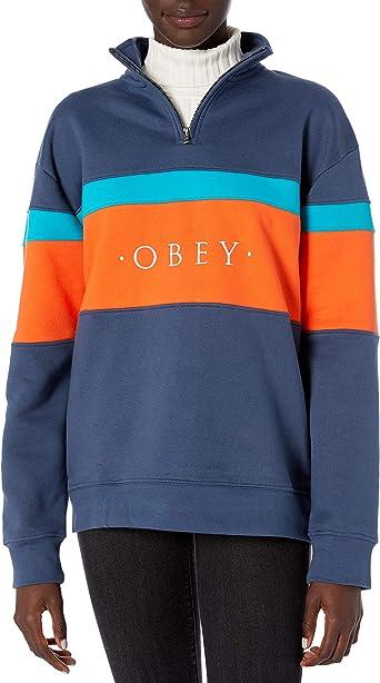 sweatshirt obey femme