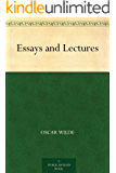 Essays and Lectures (随笔集) (English Edition)