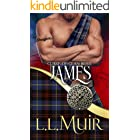 James (The Curse of Clan Ross Book 5)