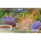 1 Box/Caja Alcachofivida Artichoke TEA- Box with 30 tea bags / Caja con