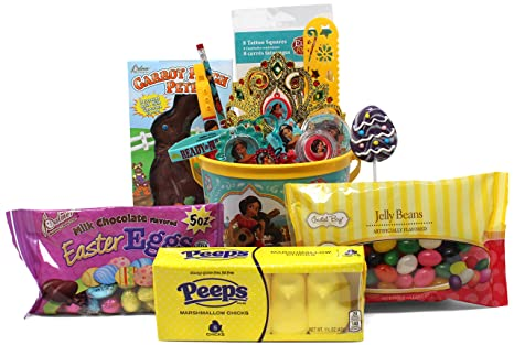 Amazon disney princess elena of avalor easter basket great disney princess elena of avalor easter basket great for little boys and girls pre negle Images
