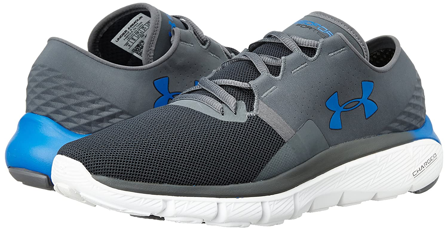 Under Armour Menns Speedform Fortis 2.1 Joggesko 8Rl6V