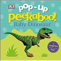 Image for Pop-up Peekaboo! Baby Dinosaur