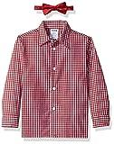 Izod boys 4-Piece Vest Set with Dress Shirt, Bow