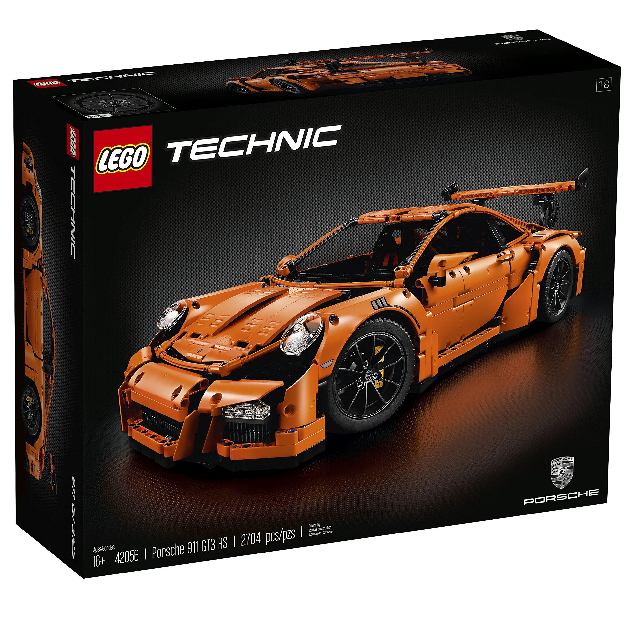 Lego Technic Porsche 911 Gt3 Rs 42056 14