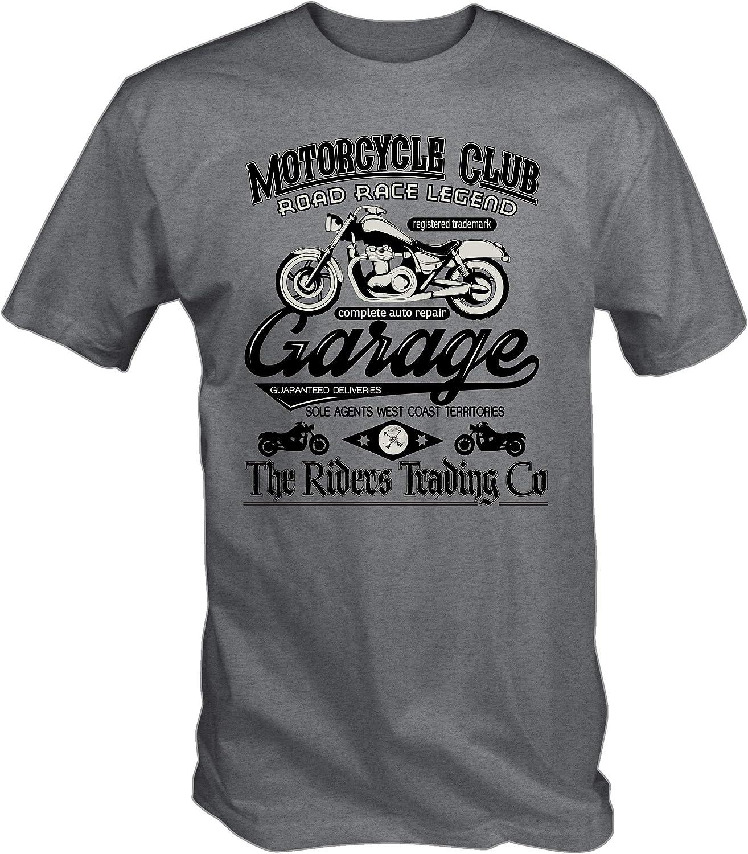 6TN Motocicleta Club/ /Camiseta