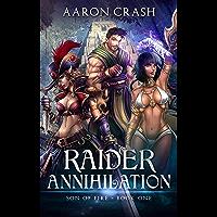 Raider Annihilation (Son of Fire Book 1) (English Edition)