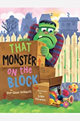 That Monster on the Block Kindle Edition